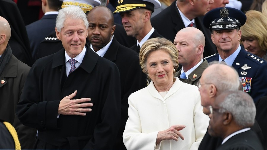 Explosive device found at Clintons' NY house