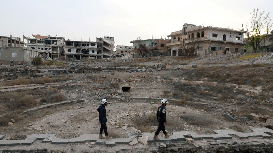 NATO-friendly media & organizations refuse to address White Helmets' atrocities