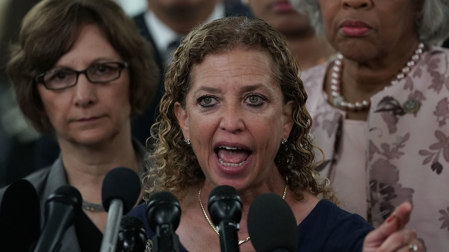 Suspicious package found near offices of Rep. Debbie Wasserman Schultz