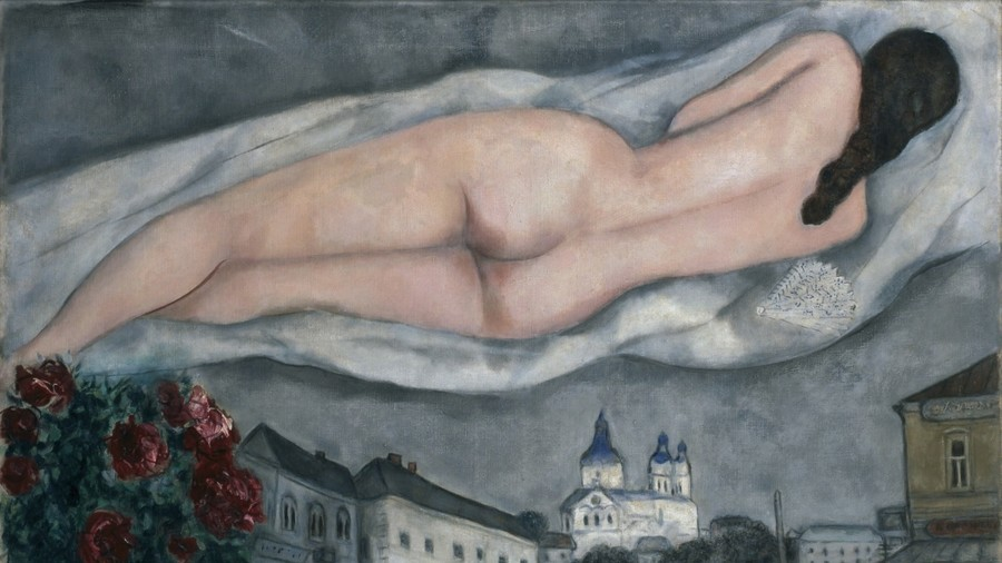 Nude art trap for Facebook: Network sorry for auto-ban of Chagall exhibition ad