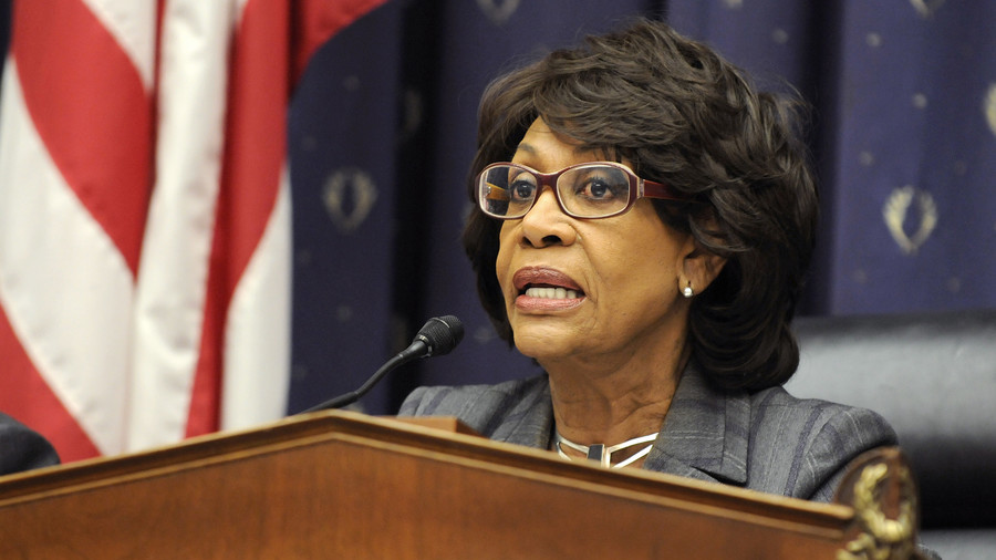 Suspicious package sent to my office – Rep. Maxine Waters