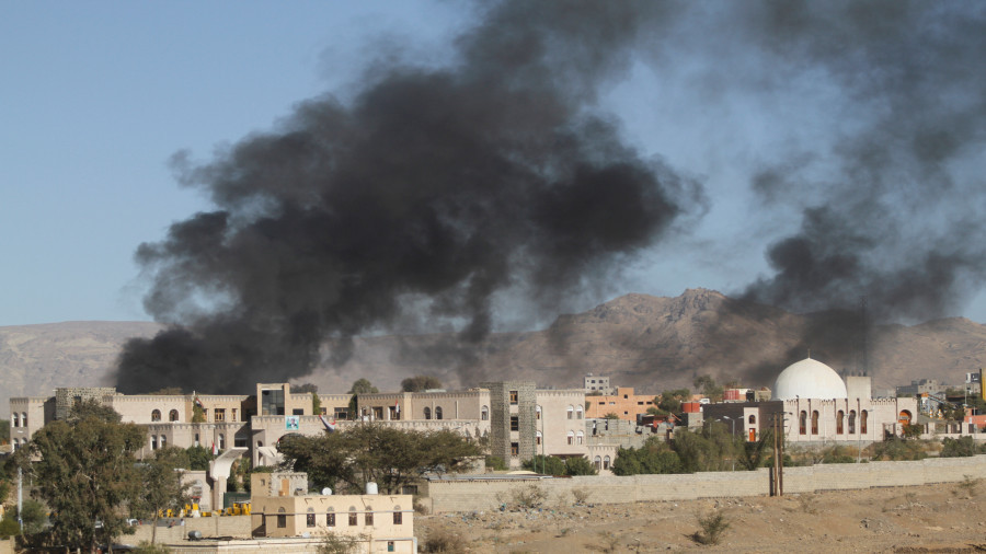 19 civilians died in Saudi-led coalition strike on Yemeni market – report