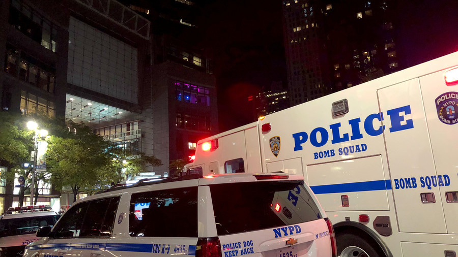 New evacuation at Time Warner Center, home of CNN HQ, over 'suspicious package'