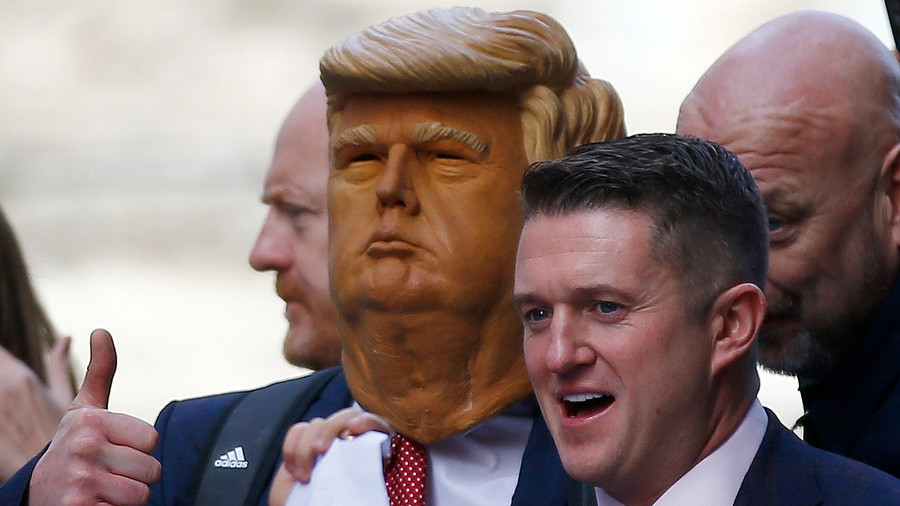 Tommy Robinson invited to address US lawmakers, multiple convictions complicate visa decision