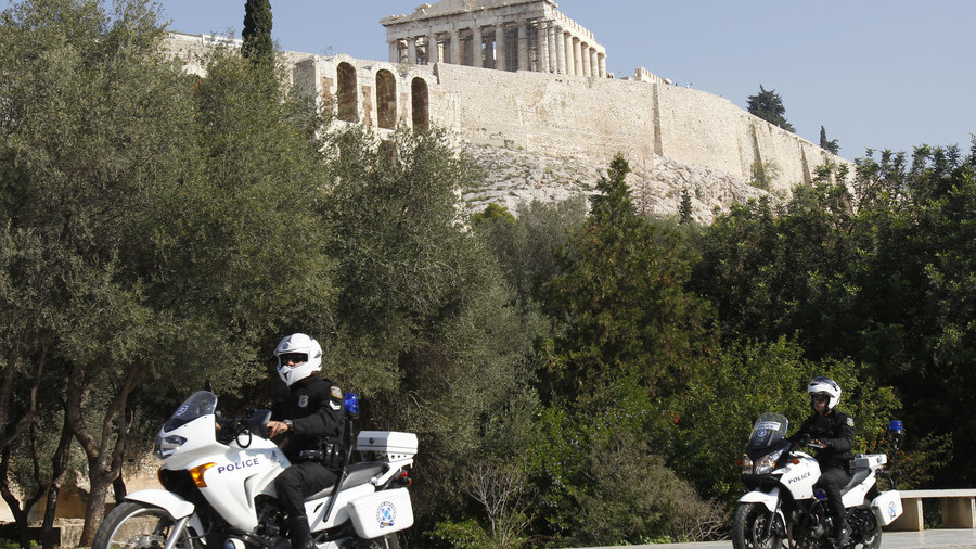 Greek foreign ministry evacuated after suspicious package found