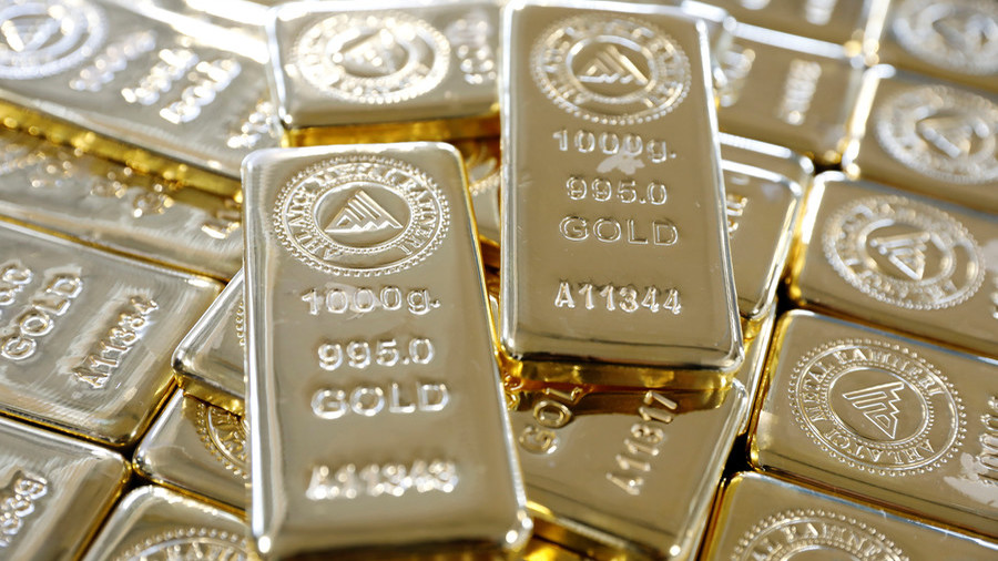 Gold demand up 42% as countries abandon US dollar in expectation of geopolitical shift