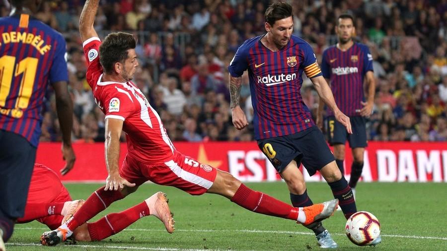 FIFA to block plans for Barcelona v Girona La Liga game in US
