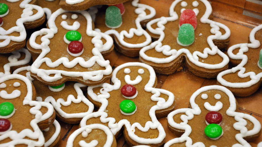 Storm in a teacake: Bakery blasted for selling 'Gingerbread persons'
