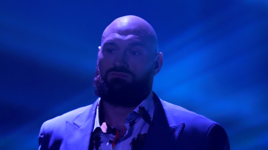 'I gave up on life': Tyson Fury opens up on suicide attempt, battle with depression