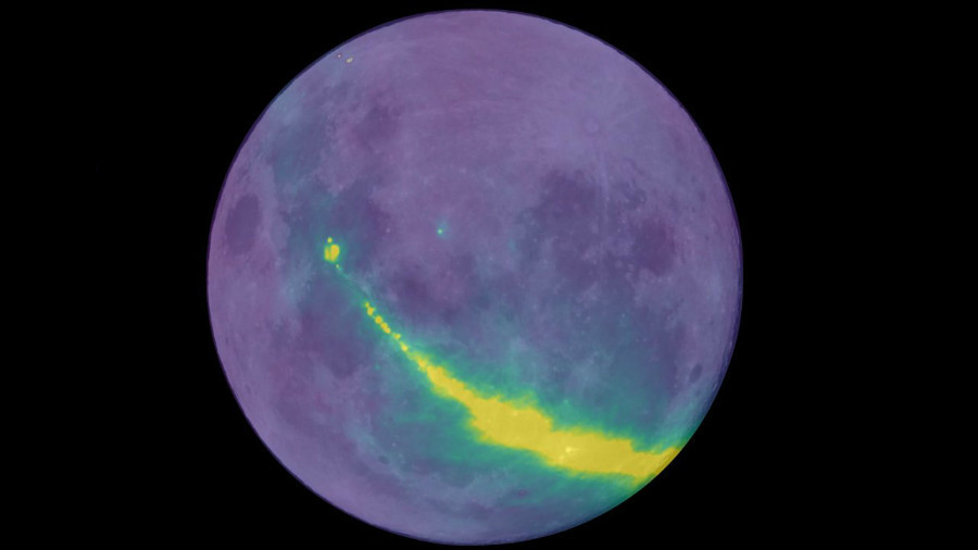 Moon radio signals could uncover secrets of universe 'dark ages'