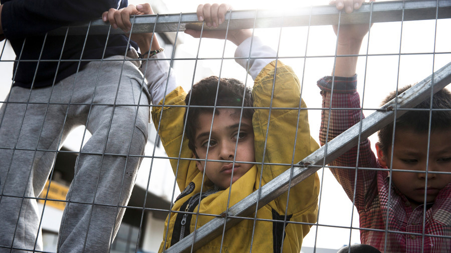 Slavoj Žižek: Until the rich world thinks 'one world,' migration will intensify