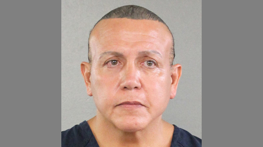 Who is Cesar Sayoc? Florida man a suspect in anti-Democrat mail bombs