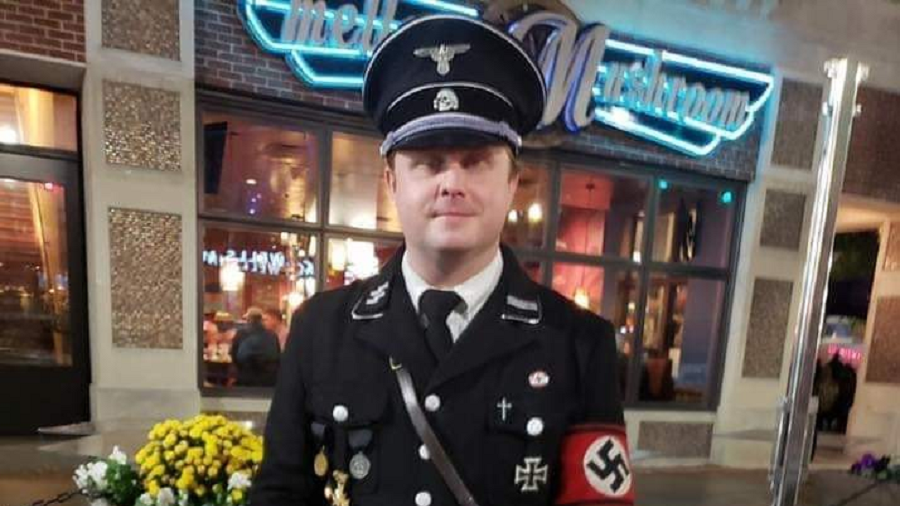 Child's Hitler Halloween costume unleashes storm of controversy (PHOTO)