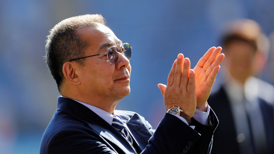 Vichai Srivaddhanaprabha: The billionaire behind one of sport's greatest ever stories