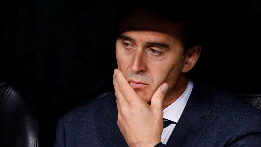 Real Madrid sack manager Julen Lopetegui in wake of Barcelona rout