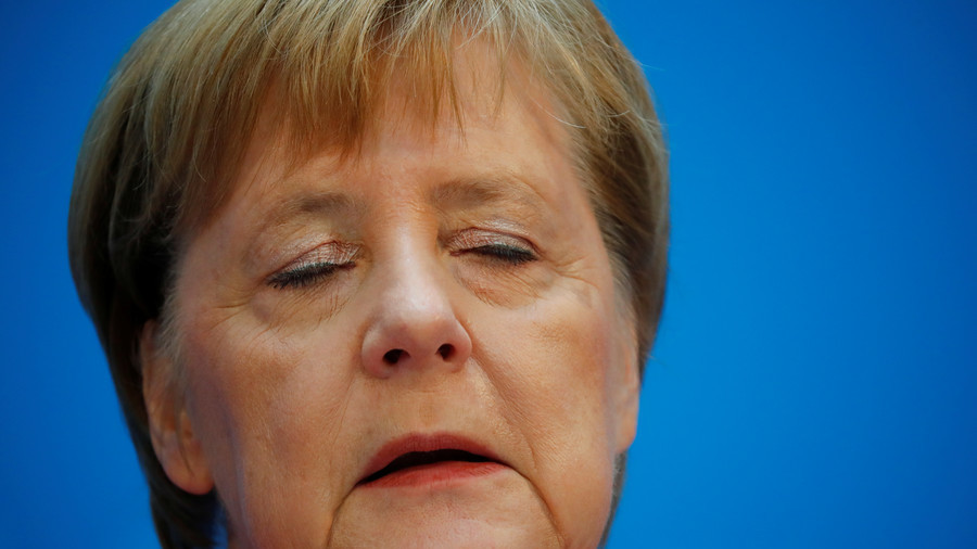 Merkel's party suffers losses in Hesse elections as right-wing AfD enters parliament - exit polls