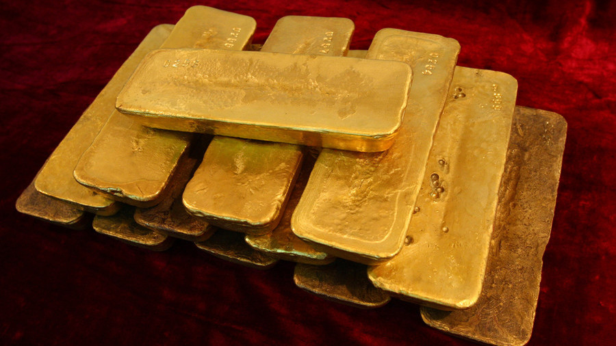 All that glitters: Russian man busted carrying 13kg of gold in backpack
