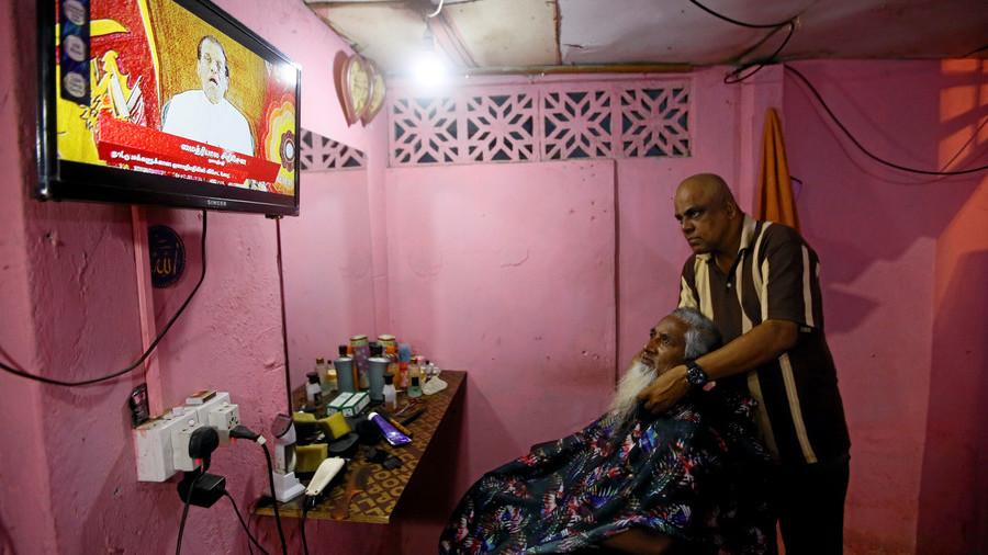 'Sri Lanka in political turmoil while US, China, India fight for island with strategic location'