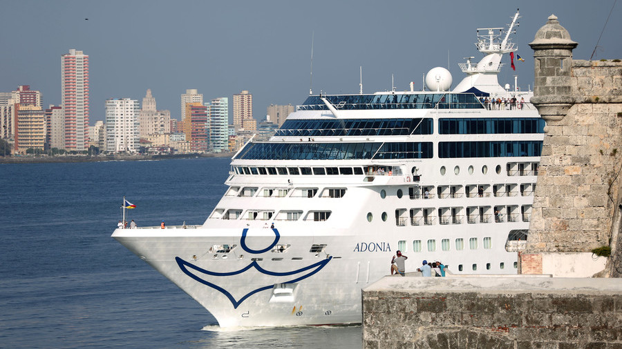 'Hidden recording device' found in cruise ship cabin