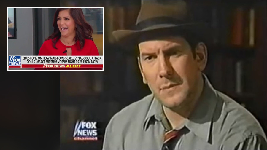 Matt Drudge bashes Fox News over bomb scare laughs, accused of cherry picking & hypocrisy