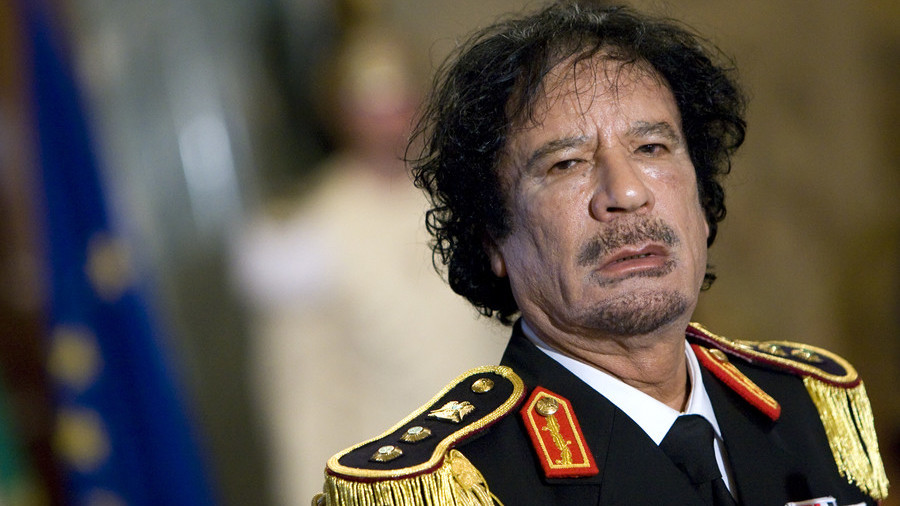 Billions missing from frozen Gaddafi accounts in Belgium - reports