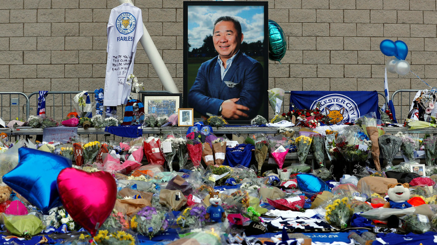 Leicester to consider renaming stadium in honor of late owner – reports