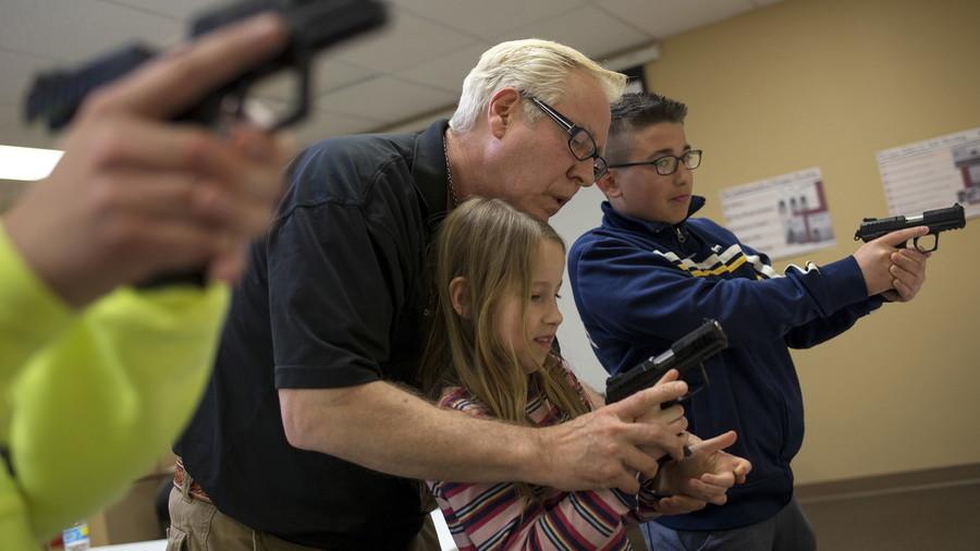 Gun injuries send 8,000 American children to the ER every year – study