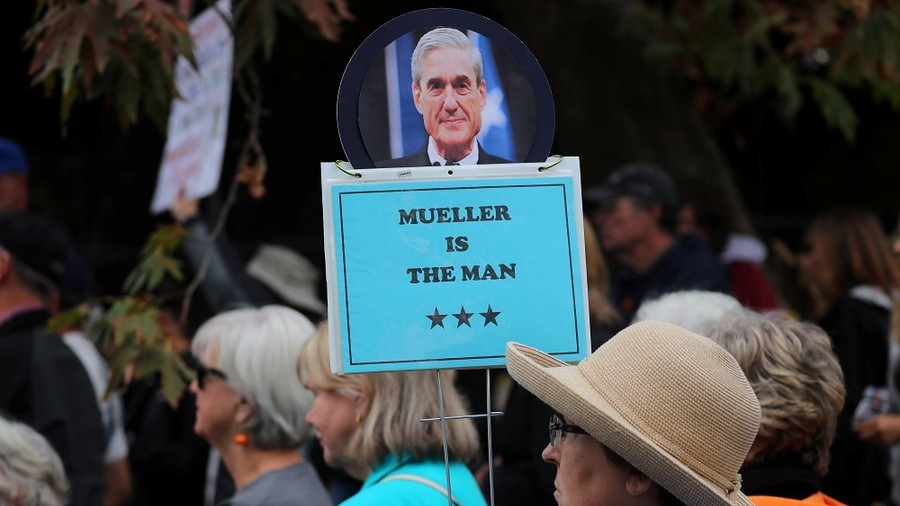 Scheme or not? FBI investigate claim woman offered money to fake assault allegations against Mueller