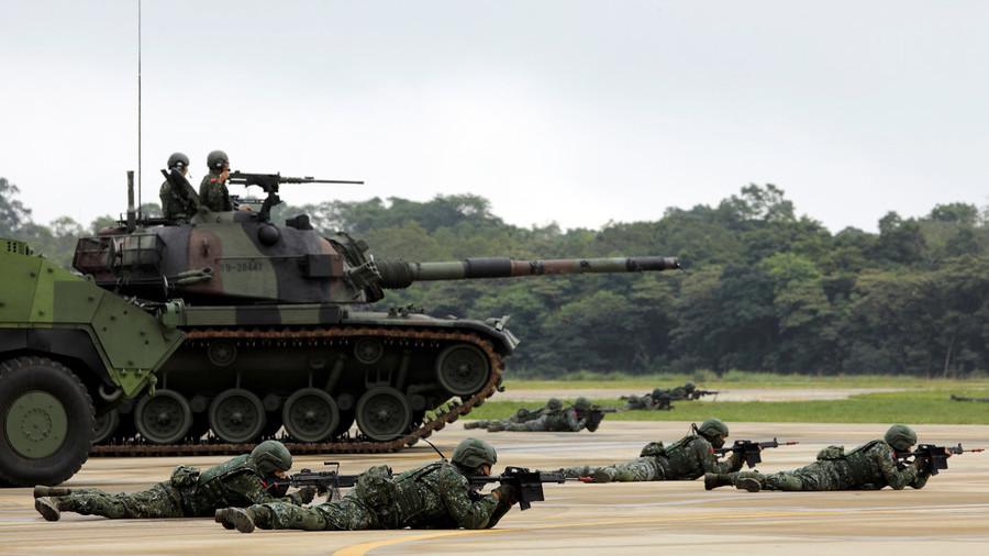 US 'de-facto envoy' expresses 'grave concern' over Taiwan's future