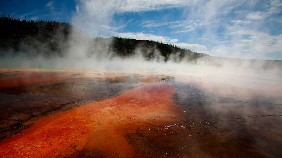Yellowstone volcano reaffirmed as 'high threat'…but only 21st most dangerous in US