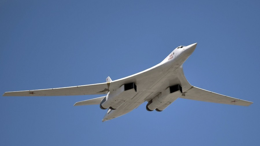 Russian bombers up in the sky for NATO wargames, stir up UK jets