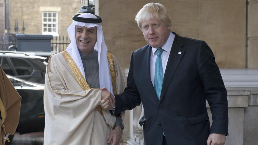 Boris Johnson was treated by Saudis to £14,000 trip two weeks before Khashoggi murder