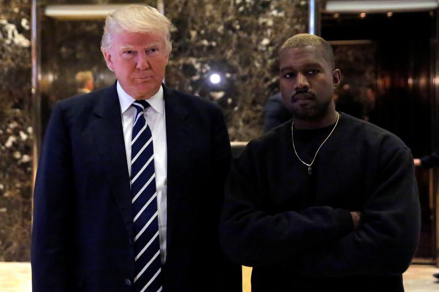 Kanye West promises to set up White House visit for Colin Kaepernick