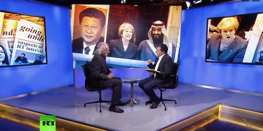 'Unrelenting vindictiveness': Pilger talks MSM landscape & Assange, Syria & US sanctions wars