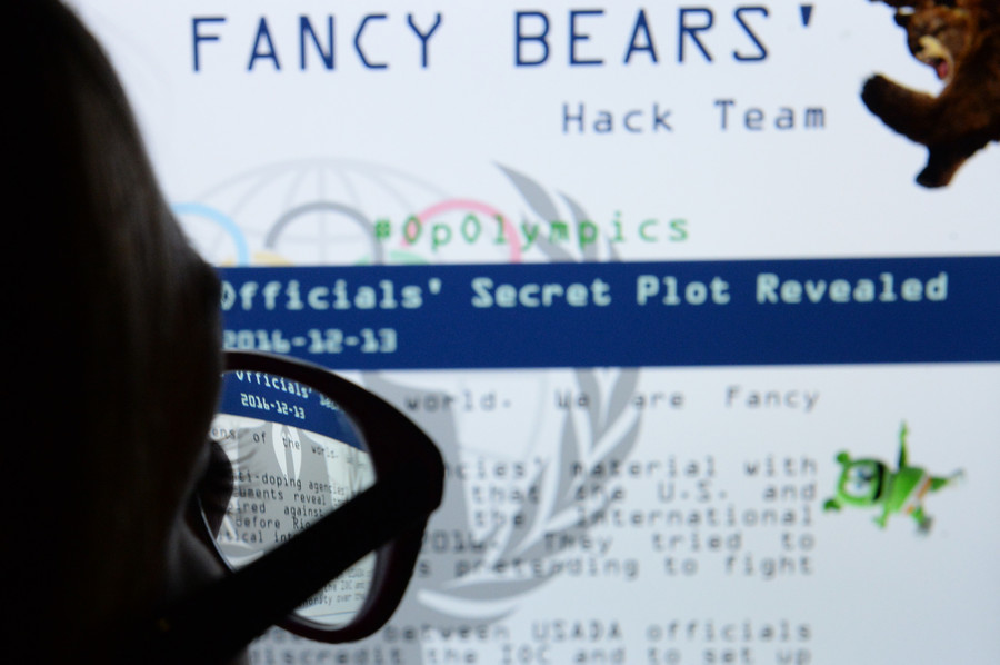 UK claims Russian intelligence was behind Fancy Bears cyberattacks on WADA