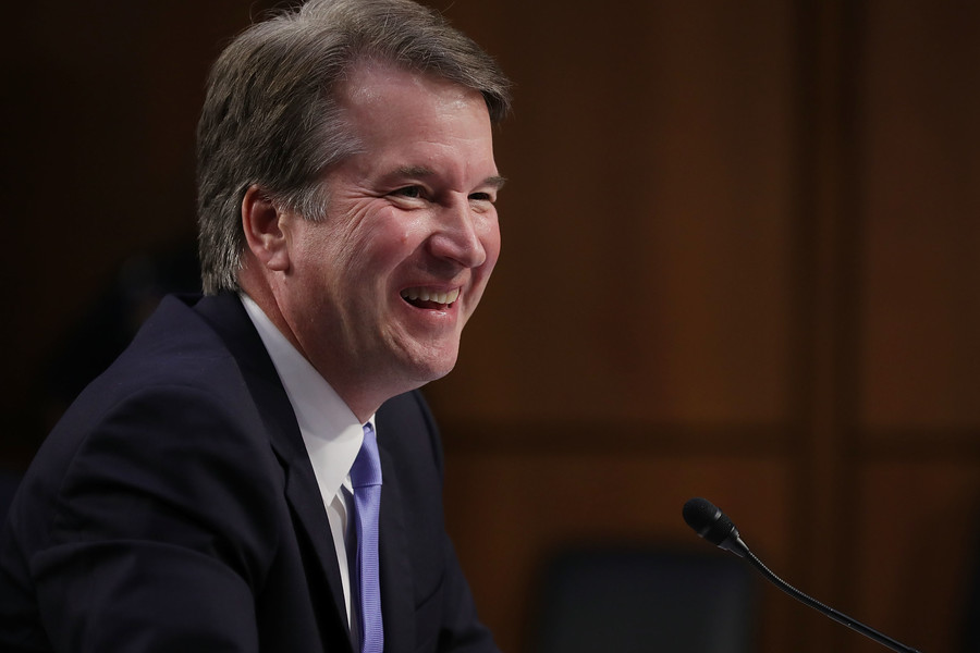 Kavanaugh nomination goes to final vote in Senate