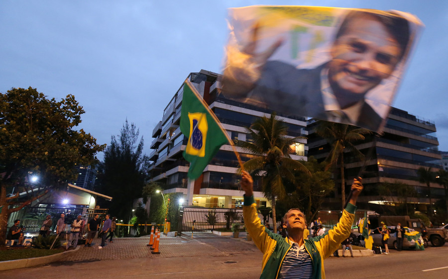 Trump of the Tropics: RT takes a look at Brazil's top presidential candidate (VIDEO)