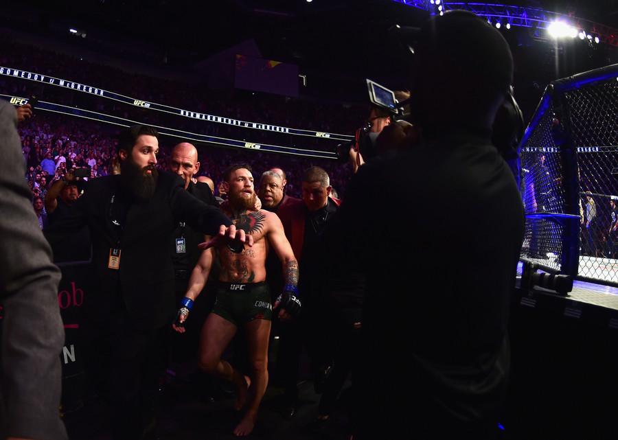 'That Irish b**** hit me, but I landed two back' – Khabib cousin on McGregor UFC 229 brawl