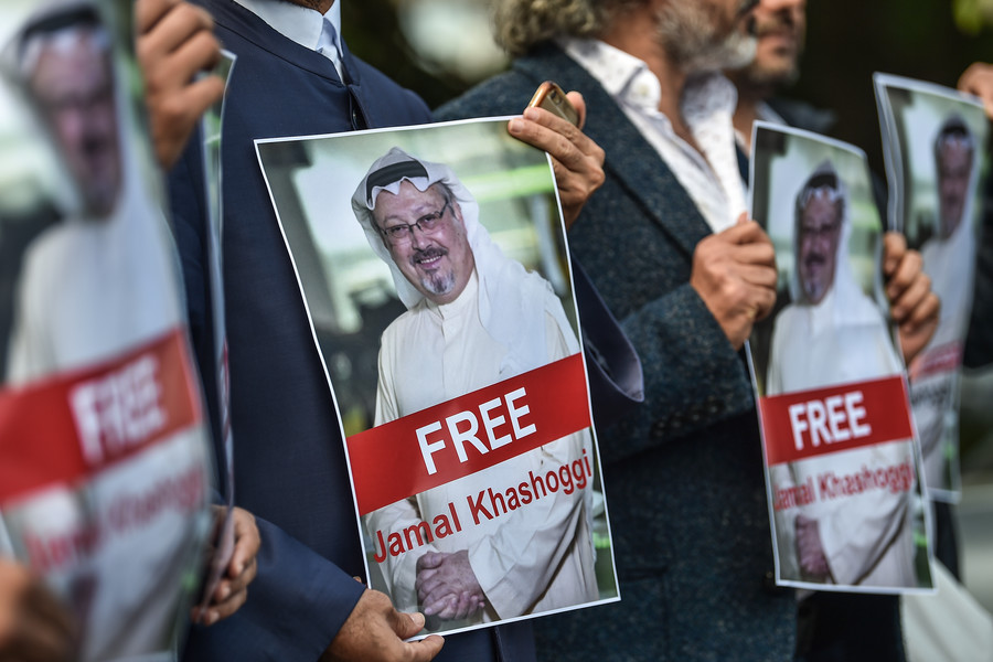 'They all take Saudi money': Suspected murder of WaPo columnist by Saudi Arabia ignored by UK press