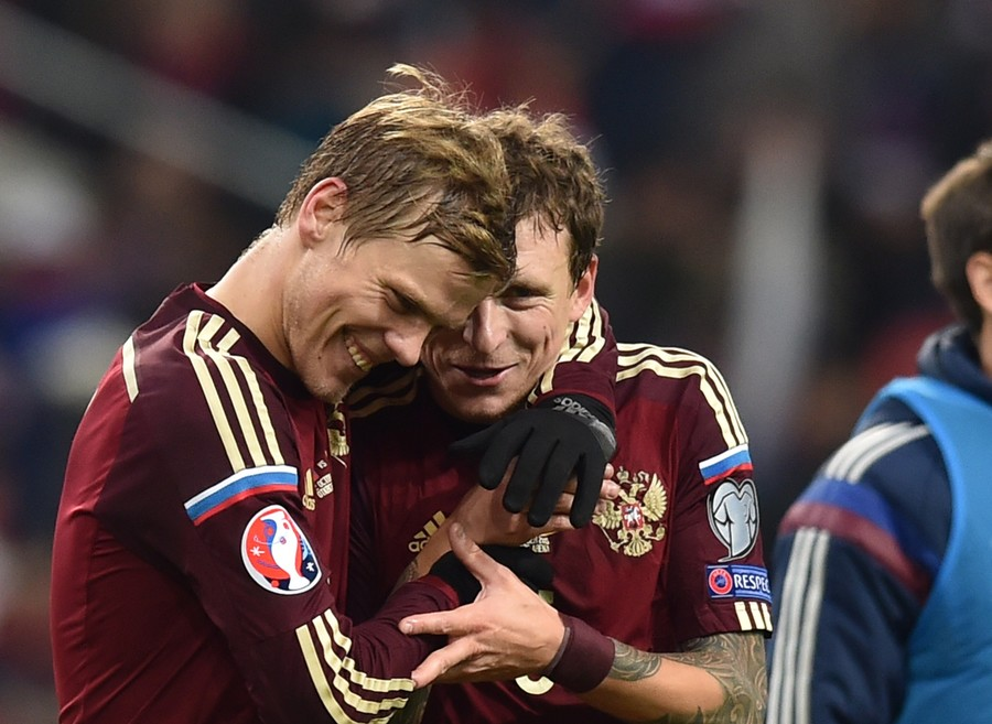 'Don't forget your own!': Petition launched to free jailed striker Kokorin amid 5yr sentence