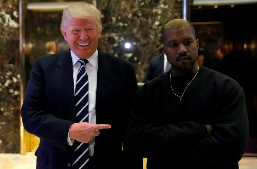 Coincidence? Haley resigns as Kanye is about to meet Trump – and Twitter knows what's up