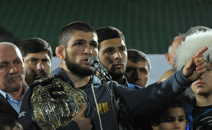 'It was a great honor that Putin supported us' - Khabib extends gratitude to Russian president