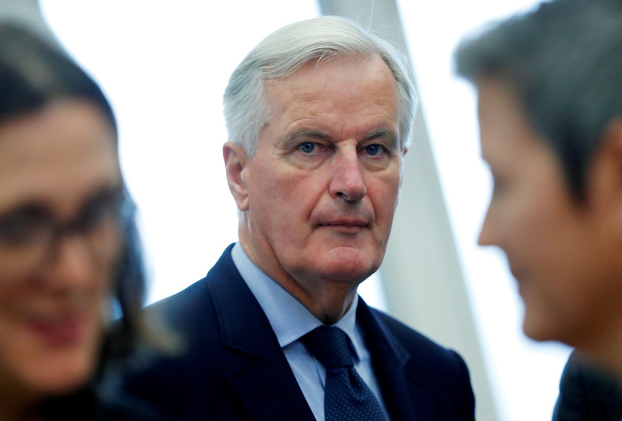 Brexit deal within reach by next week – chief EU negotiator Barnier