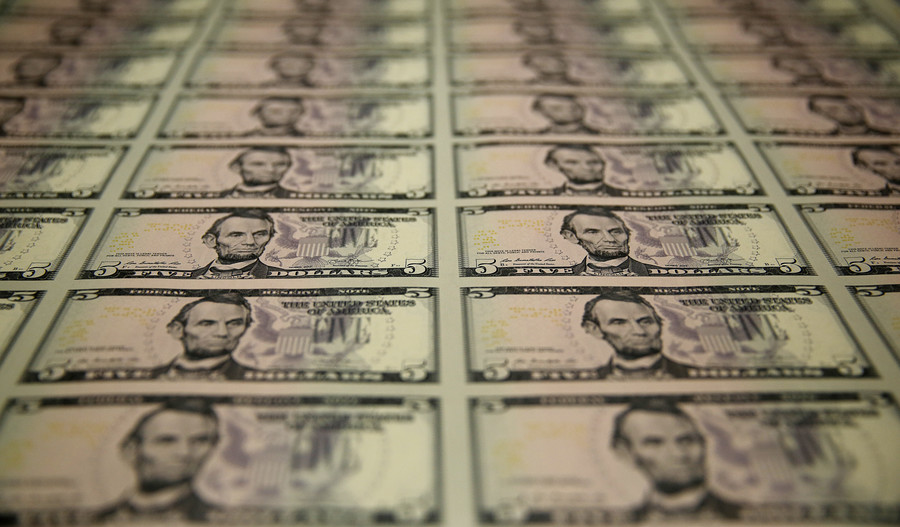 Printing machine: US Treasury issuing more bonds to feed soaring debt but there are no takers