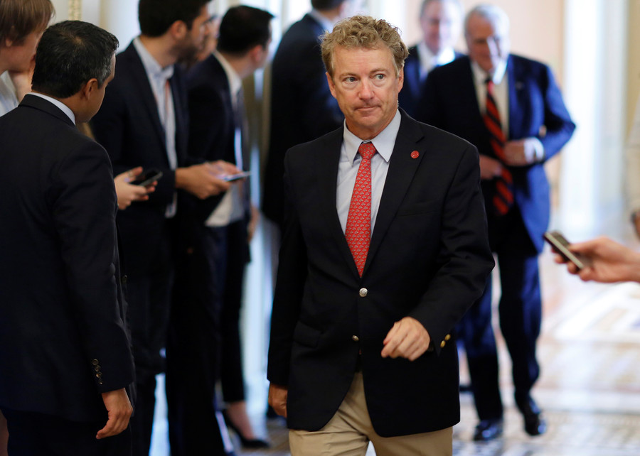 Rand Paul suggests cutting off military aid to Saudi Arabia until missing journalist is found