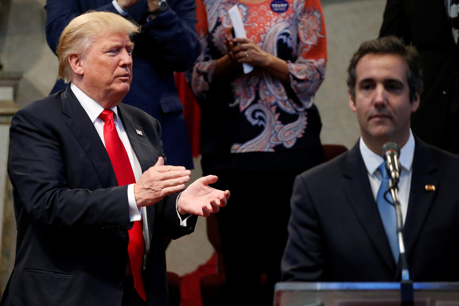 That was quick! Ex-Trump lawyer Michael Cohen switches to Democrats