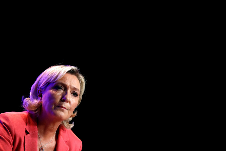 New charges: French courts won't leave Marine Le Pen alone