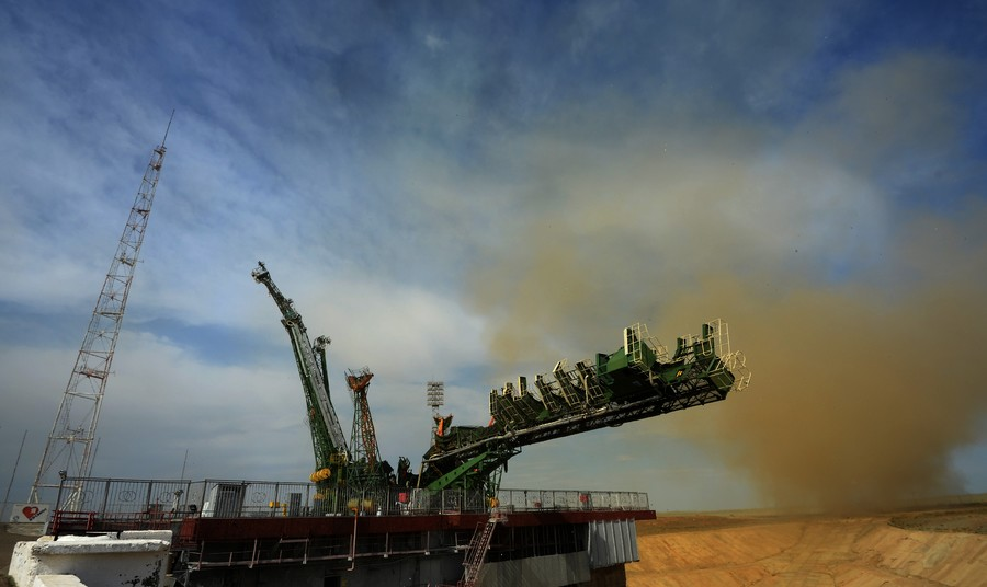 How Russia's trusty space launch escape system saved 6 lives after initial deadly start