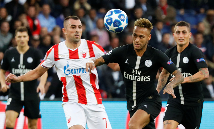French authorities open investigation into €5mn PSG-Red Star UCL 'match-fixing'