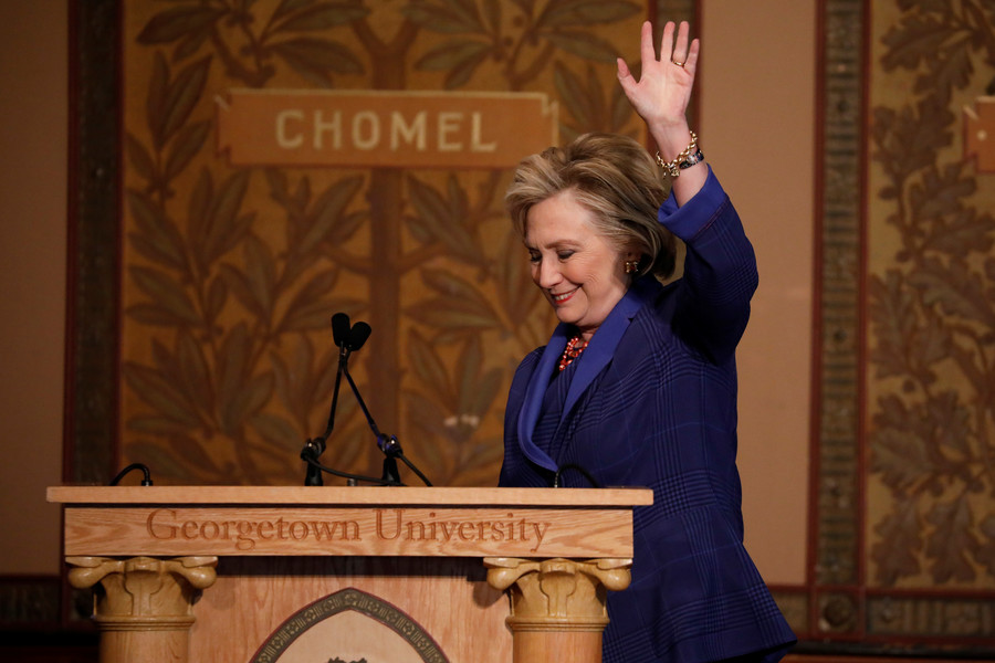 Only took five years: Hillary Clinton lost security clearance, State Department confirms